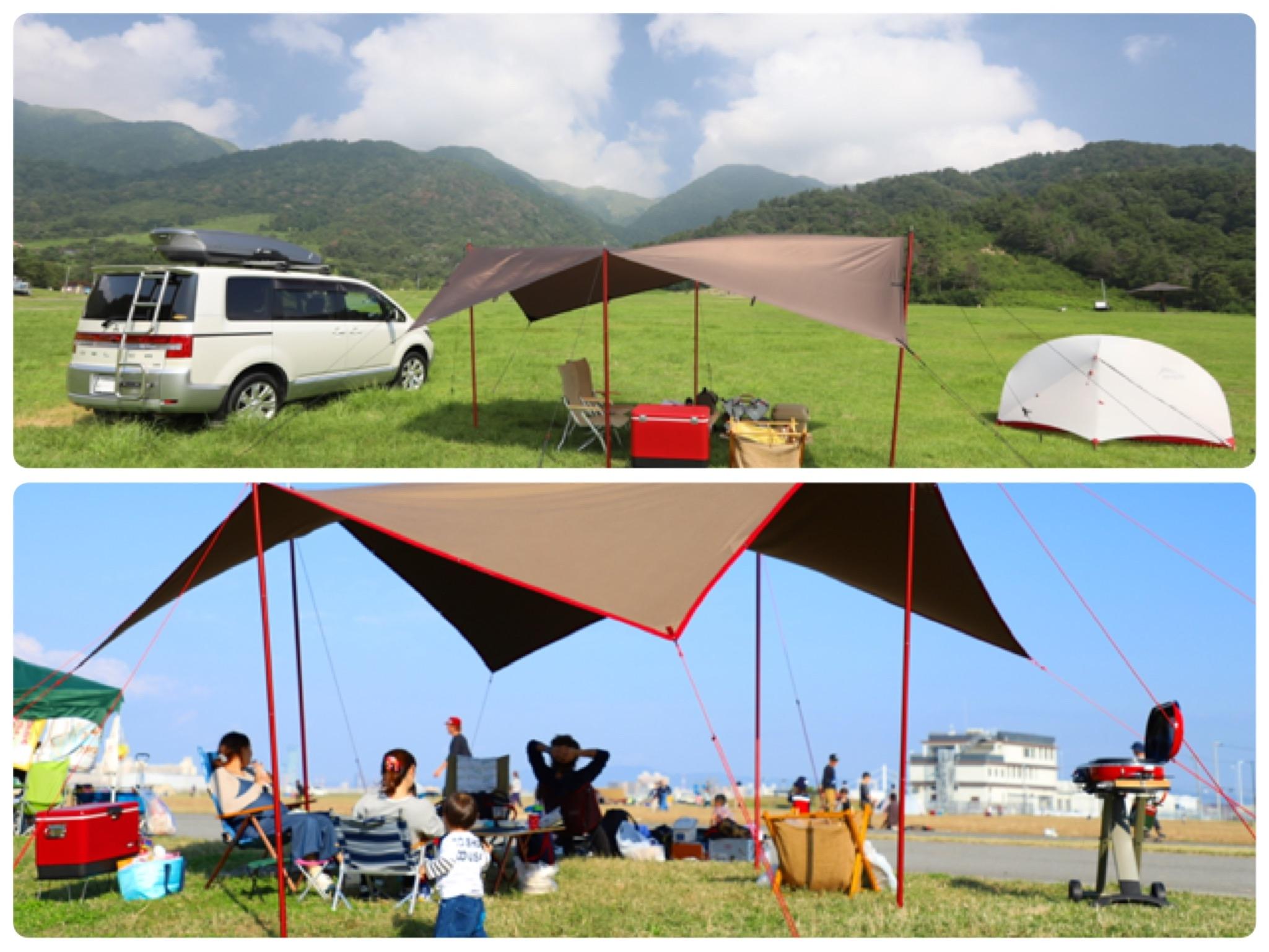 Campに関する素朴な疑問。オートキャンプ場とキャンプ場の違いとは??