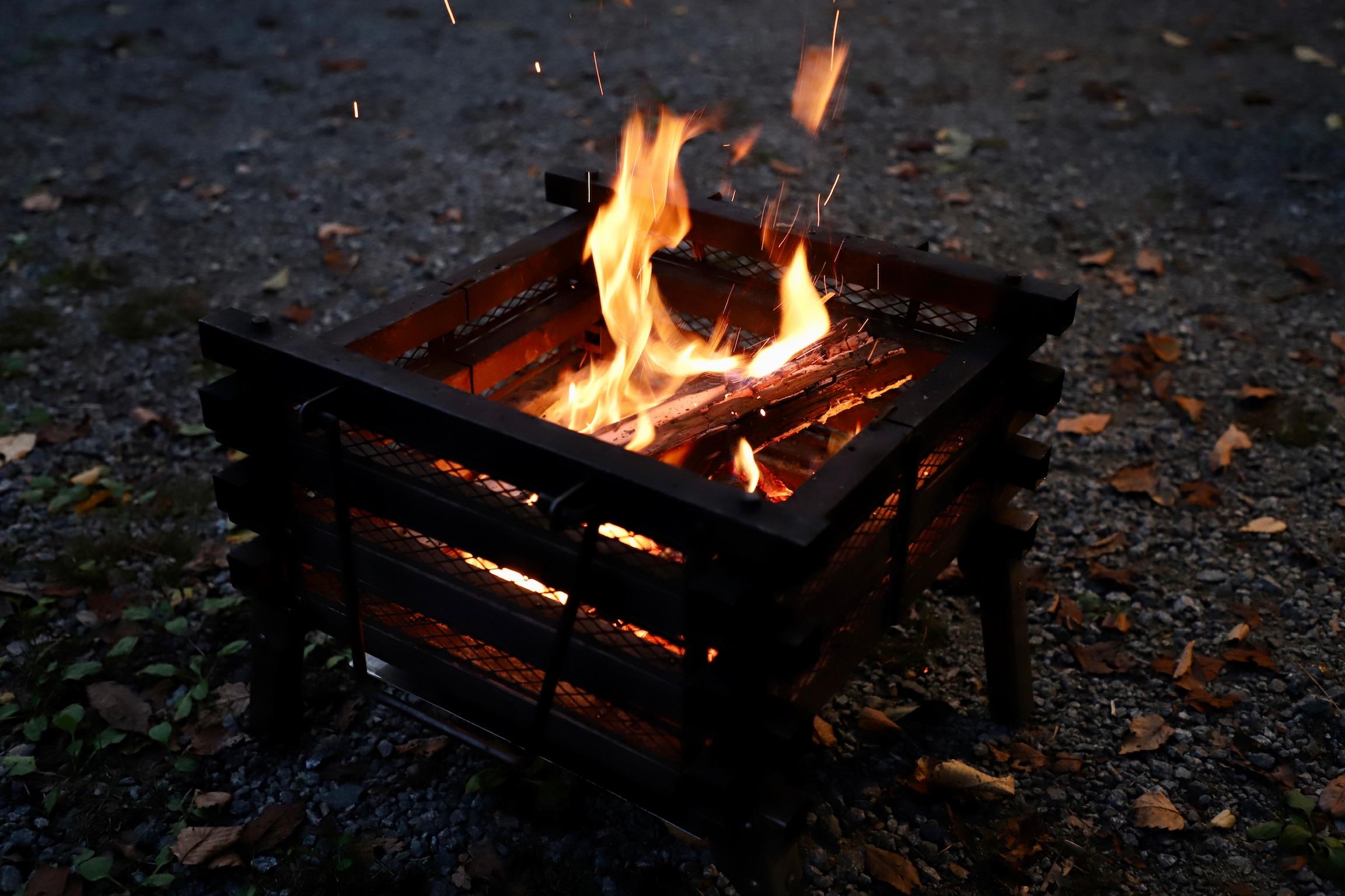 安全に楽しく🔥焚き火で気をつけるべきポイント!